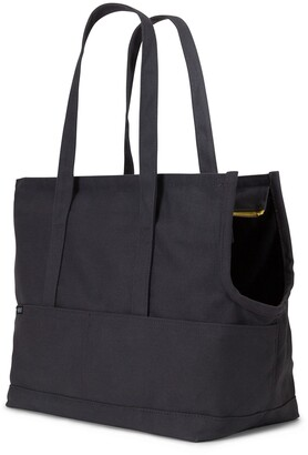 LOVETHYBEAST Waxed Canvas Pet Tote