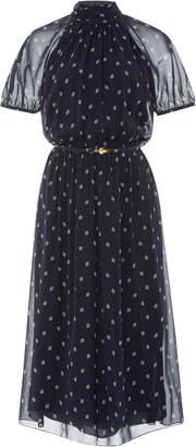 Ralph Lauren Short Dadbont Dress