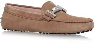J.P Tods Gommini Buckle Driving Shoes