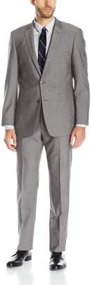 Vince Camuto Men's Slim Fit Two Button Suit