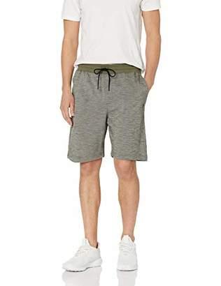 Hurley Men's Elastic Waist Valley Gym Sweat Shorts