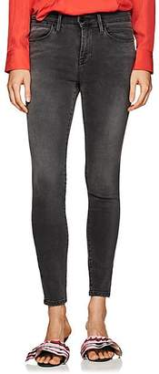 Frame Women's Le High Skinny Jeans - Gray