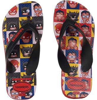 Havaianas Max Heroes Flip Flops Boys Shoes