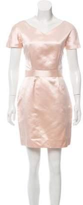 Behnaz Sarafpour Silk Satin Dress