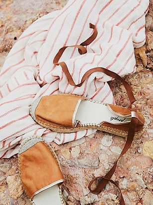 Leather Paradise Espadrille by FP Collection at Free People $98 thestylecure.com