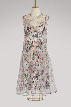 Erdem Maddox sleeveless midi dress