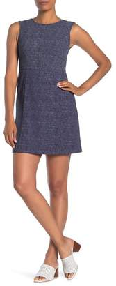 Milly Loral Slim Shift Dress