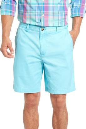 Vineyard Vines 9 Inch Stretch Breaker Shorts $75 thestylecure.com