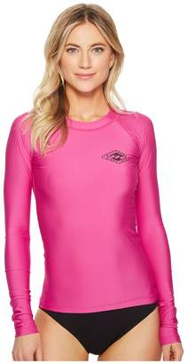 Billabong Core Performance Fit Long Sleeve Women's Swimwear
