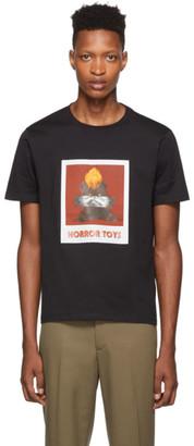 Neil Barrett Black Horror Toys T-Shirt