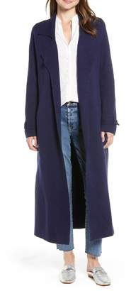 French Connection Storm Knit Long Cardigan