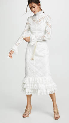 Zimmermann Veneto Perennial Lace Dress