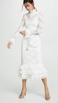 Zimmermann Veneto Perennial Lace Dress