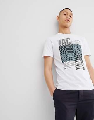 Jack and Jones Logo T-Shirt