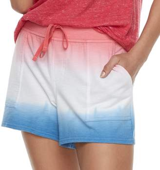 Sonoma Goods For Life Women's SONOMA Goods for Life French Terry Beach Shorts