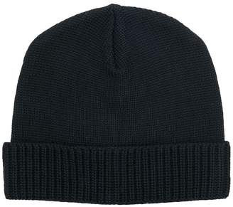 Stone Island Shadow Project ribbed knit beanie