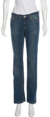 Marc Jacobs Mid-Rise Wide-Leg Jeans