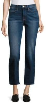 Peserico Le High Straight-Leg Jeans