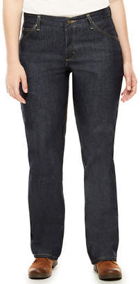 Bulwark Womens Fire-Resistant Curvy-Fit Jeans