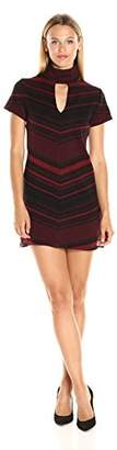 Amanda Uprichard Women's Zig Zag Dress