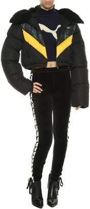 FENTY PUMA by Rihanna Cropped Down Jacket