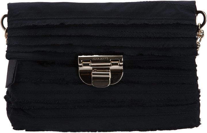 Nina Ricci Tiered Ruffle Bag