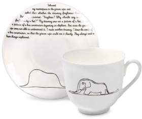 Imperial Porcelain The Little Prince Elephant Tea Cup & Saucer