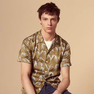 Sandro Palm tree print t-shirt