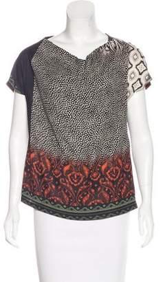 Herve Leger Polina Jacquard Dress
