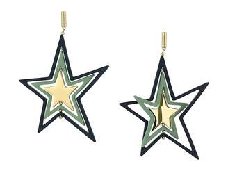 Tory Burch Spinning Star Statement Earrings
