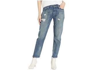 c5861324e6 Lucky Brand Sienna Slim Boyfriend Jeans in Caraway Destruct