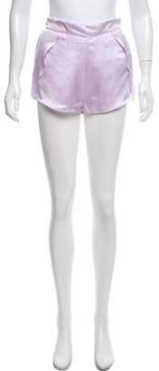 Tryb 212 Marshall Mini Shorts