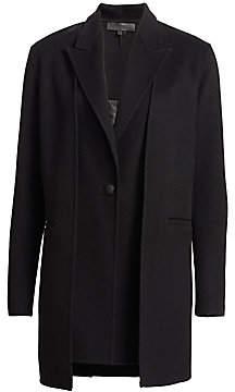 Rag & Bone Women's Kaye Long Wool-Blend Coat