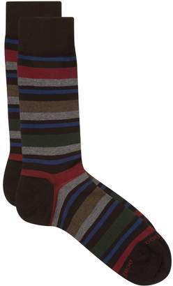 Dore Dore Striped Socks