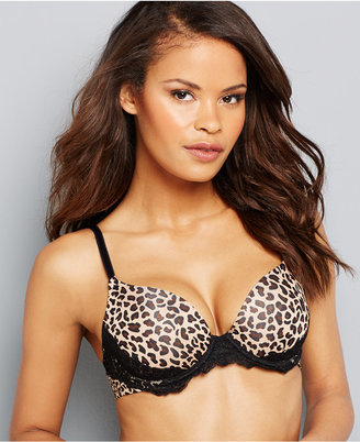 Lily of France Sensational Lace Push-Up Bra 2175220 $36 thestylecure.com