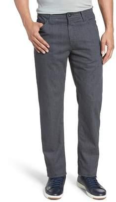 AG Jeans Everett SUD Print Slim Straight Leg Pants