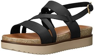 Call It Spring Women's NYDUDDA Flat Sandal $23.21 thestylecure.com