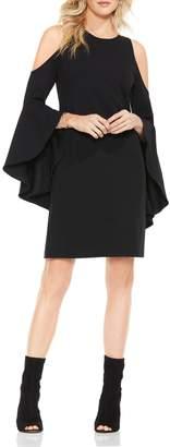 Vince Camuto Cold Shoulder Shift Dress