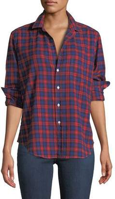 Frank And Eileen Eileen Long-Sleeve Button-Down Plaid Shirt