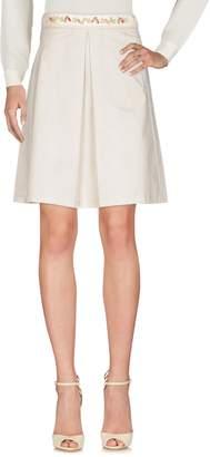 Mariella Rosati Knee length skirts - Item 35358195WW