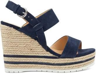 Alivia Open Toe Wedge Sandals