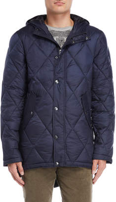 Gaudi' Gaudi Jeans Diamond Quilted Parka