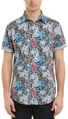 Robert Graham Hide And Seek Classic Fit Woven Shirt
