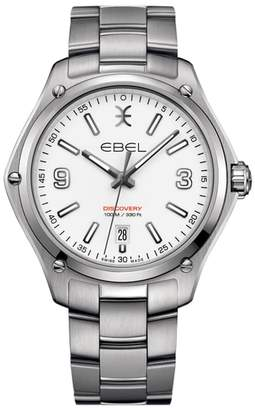 Ebel Discovery Bracelet Watch, 41mm