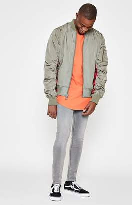 PacSun Skinniest Active Stretch Gray Jeans