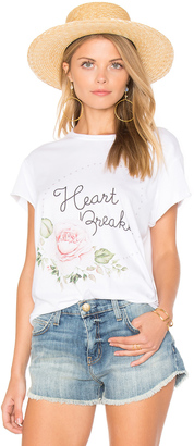 The Laundry Room Heart Breaker Rolling Tee $54 thestylecure.com