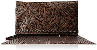 American West Rockabilly Folded Clutch