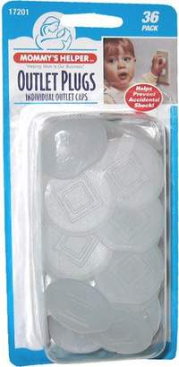 Mommys Helper Mommy's Helper Outlet Plugs, - 3 Packs Of 36 Count = 108 Count