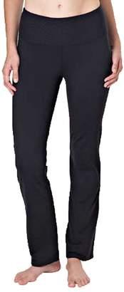 Tuff Athletics Ladies Active Legging Yoga Pant High-Rise Slim Fit
