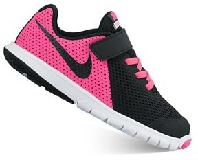 Nike Flex Experience 5 Pre-School Girls' Running Shoes $55 thestylecure.com